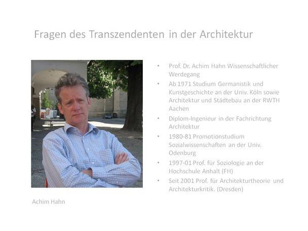 architektur studieren aachen